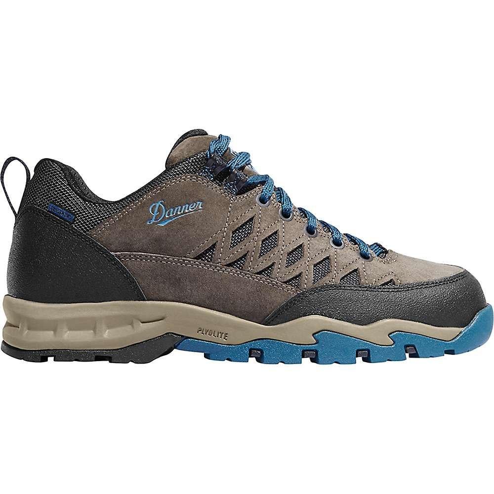 ダナー Danner メンズ ハイキング・登山 シューズ・靴【trailtrek light 3in shoe】Grey/Blue