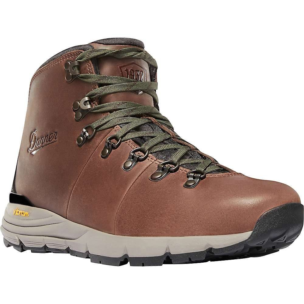ダナー Danner メンズ ハイキング・登山 ブーツ シューズ・靴【mountain 600 full grain 4.5in boot】Walnut/Green