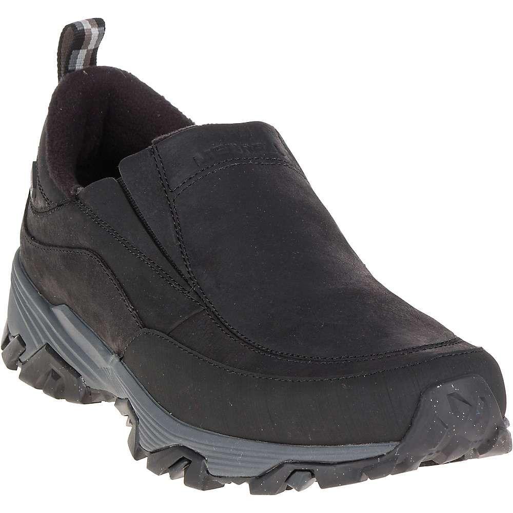 メレル Merrell メンズ ハイキング・登山 シューズ・靴【coldpack ice+ moc waterproof shoe】Black