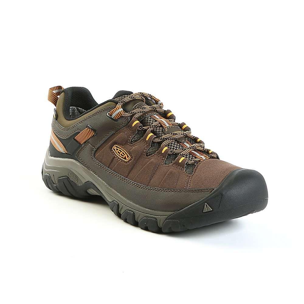 キーン Keen メンズ ハイキング・登山 シューズ・靴【targhee exp waterproof shoe】Cascade/Inca Gold