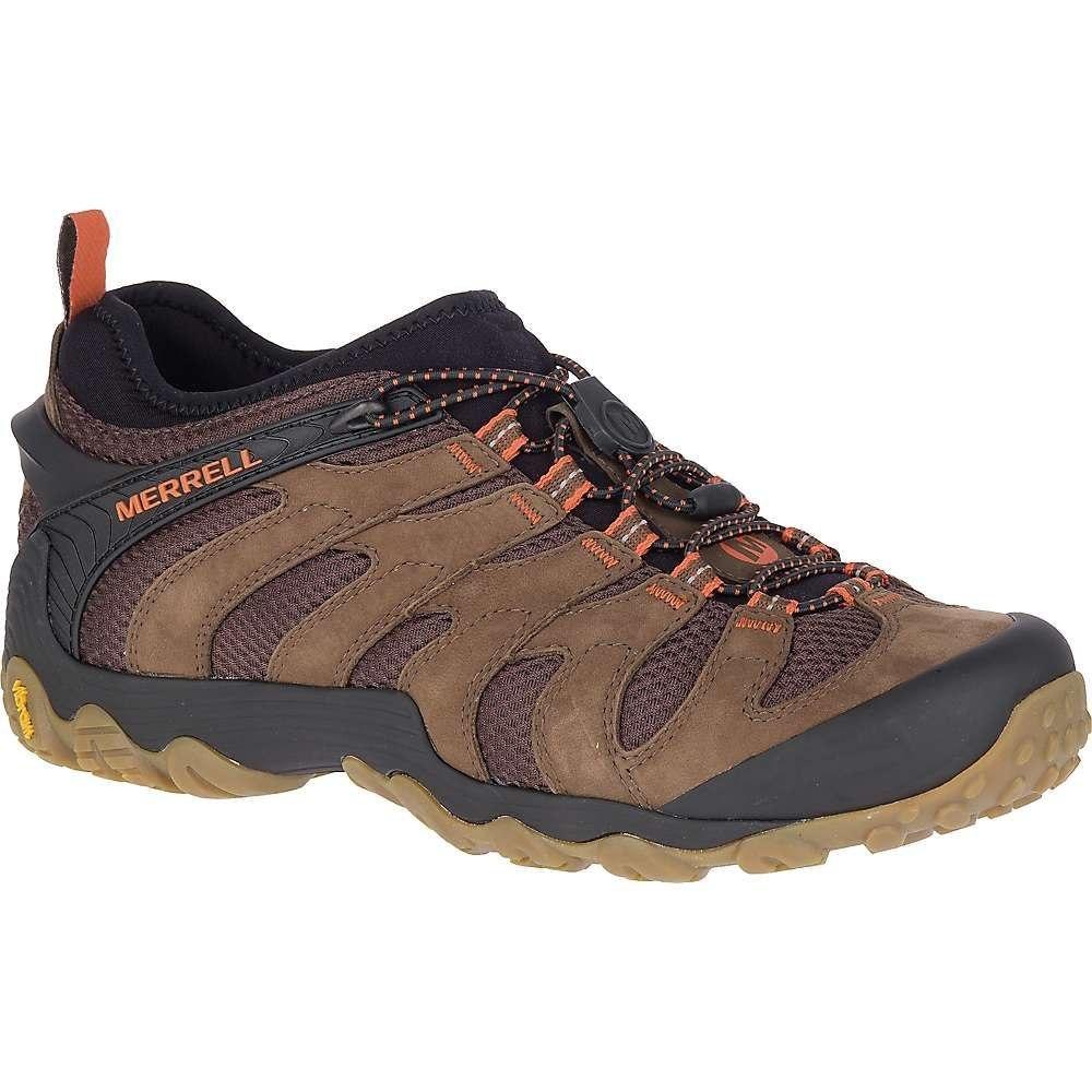 メレル Merrell メンズ ハイキング・登山 シューズ・靴【chameleon 7 stretch shoe】Dark Earth