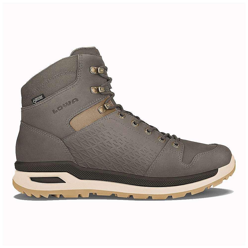 ローバー Lowa Boots メンズ ハイキング・登山 ブーツ シューズ・靴【lowa locarno gtx mid boot】Stone