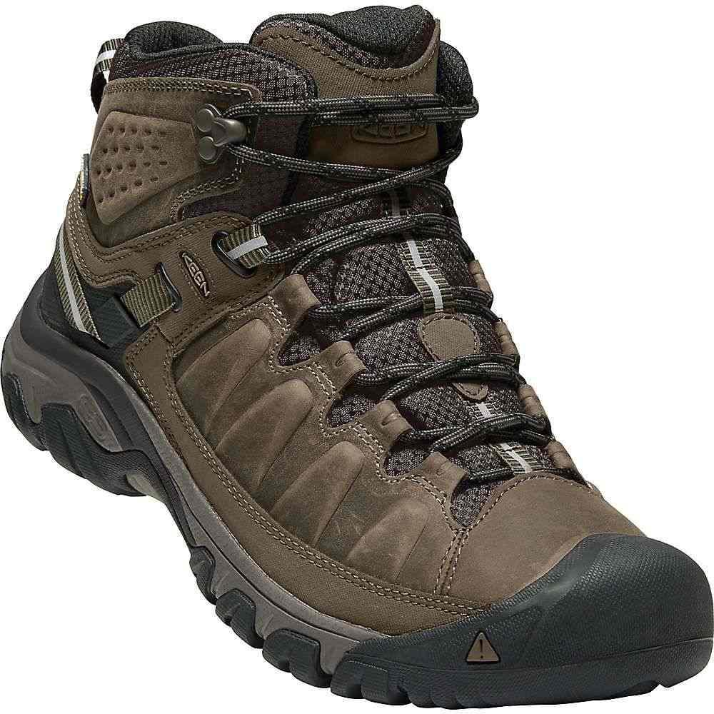 キーン Keen メンズ ハイキング・登山 ブーツ シューズ・靴【targhee iii mid waterproof boot】Canteen/Mulch