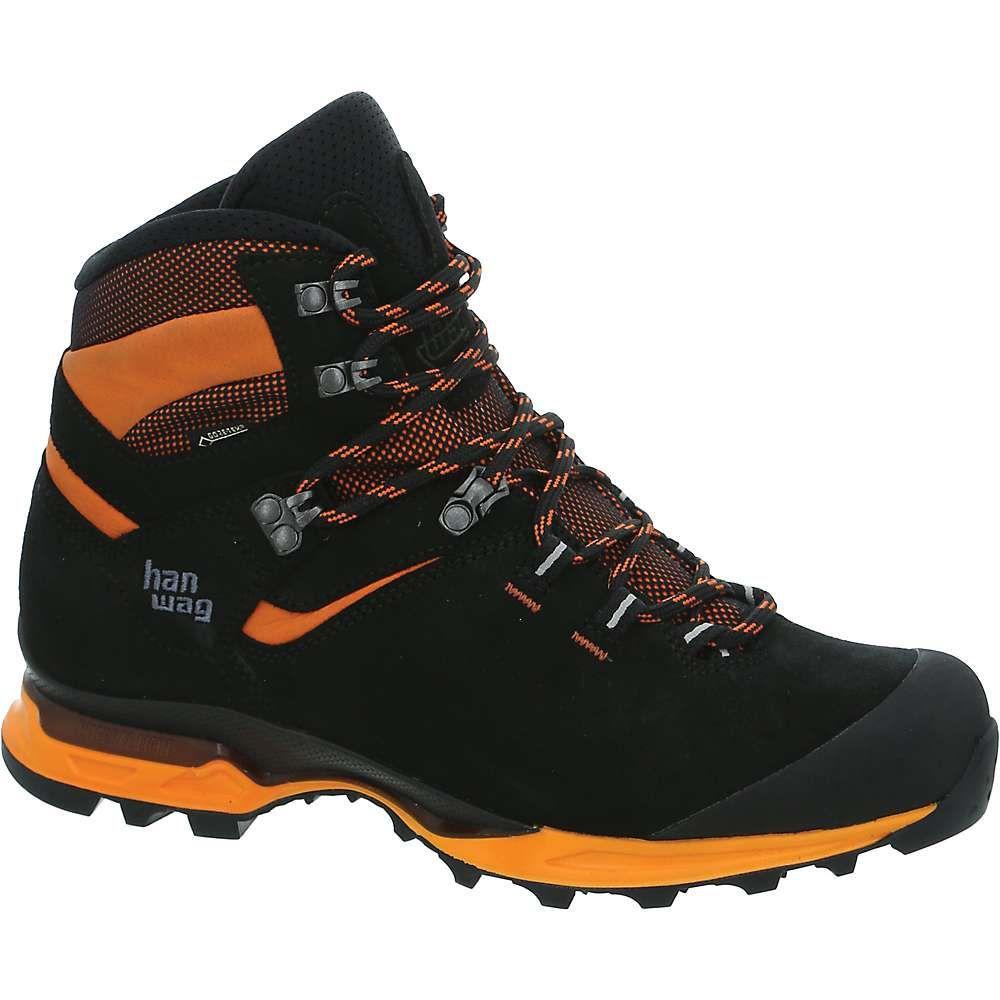 ハンワグ Hanwag メンズ ハイキング・登山 ブーツ シューズ・靴【tatra light gtx boot】Black/Orange