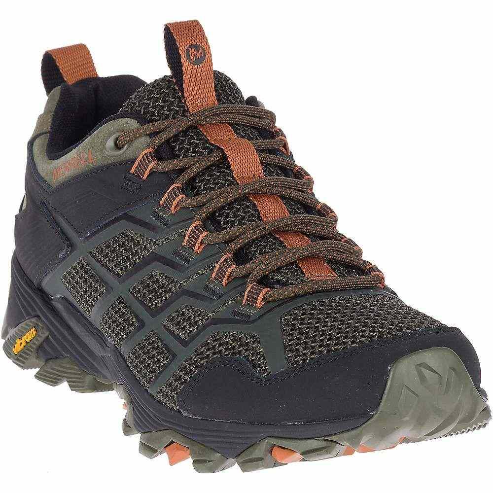 メレル Merrell メンズ ハイキング・登山 シューズ・靴【moab fst 2 shoe】Olive/Adobe