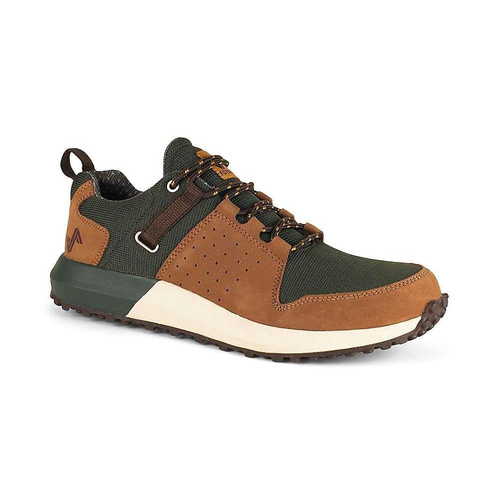フォーセイク Forsake メンズ ハイキング・登山 シューズ・靴【range vent shoe】Tan/Cypress