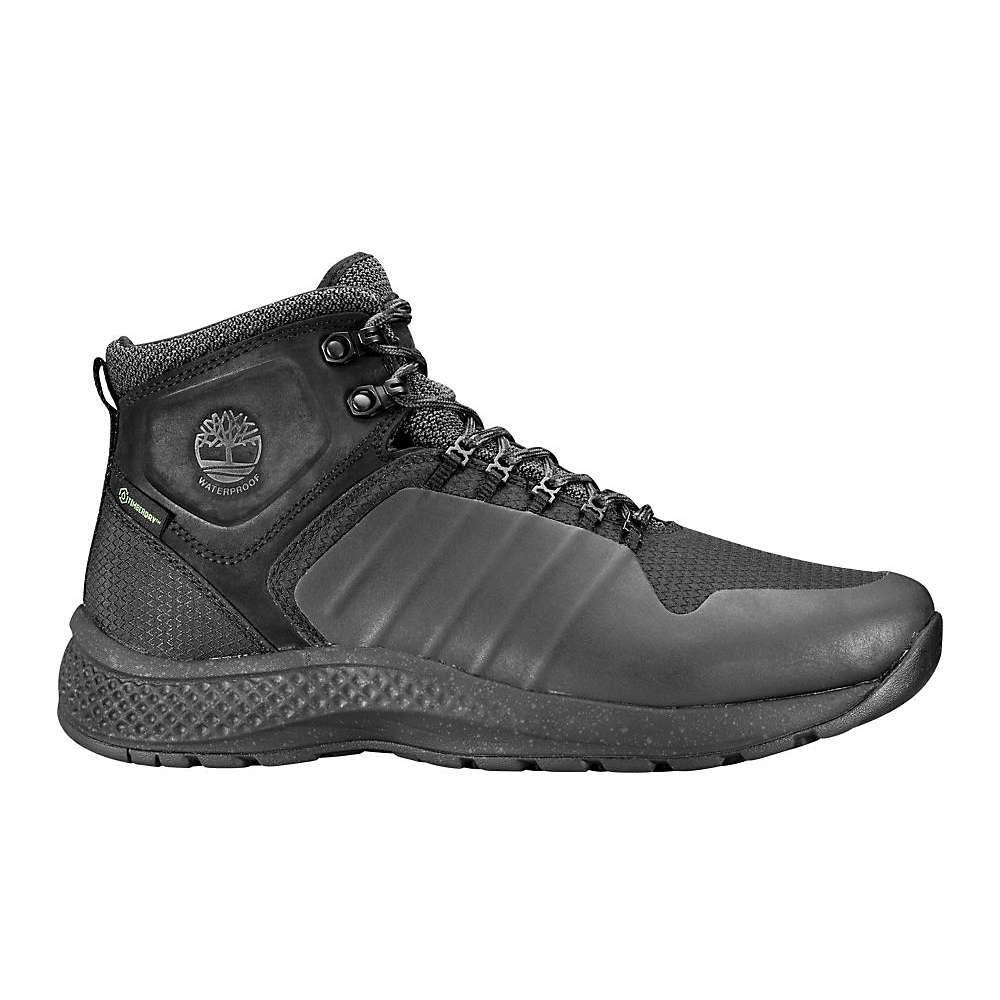 ティンバーランド Timberland メンズ ハイキング・登山 シューズ・靴【flyroam trail waterproof shoe】Black/Burgundy