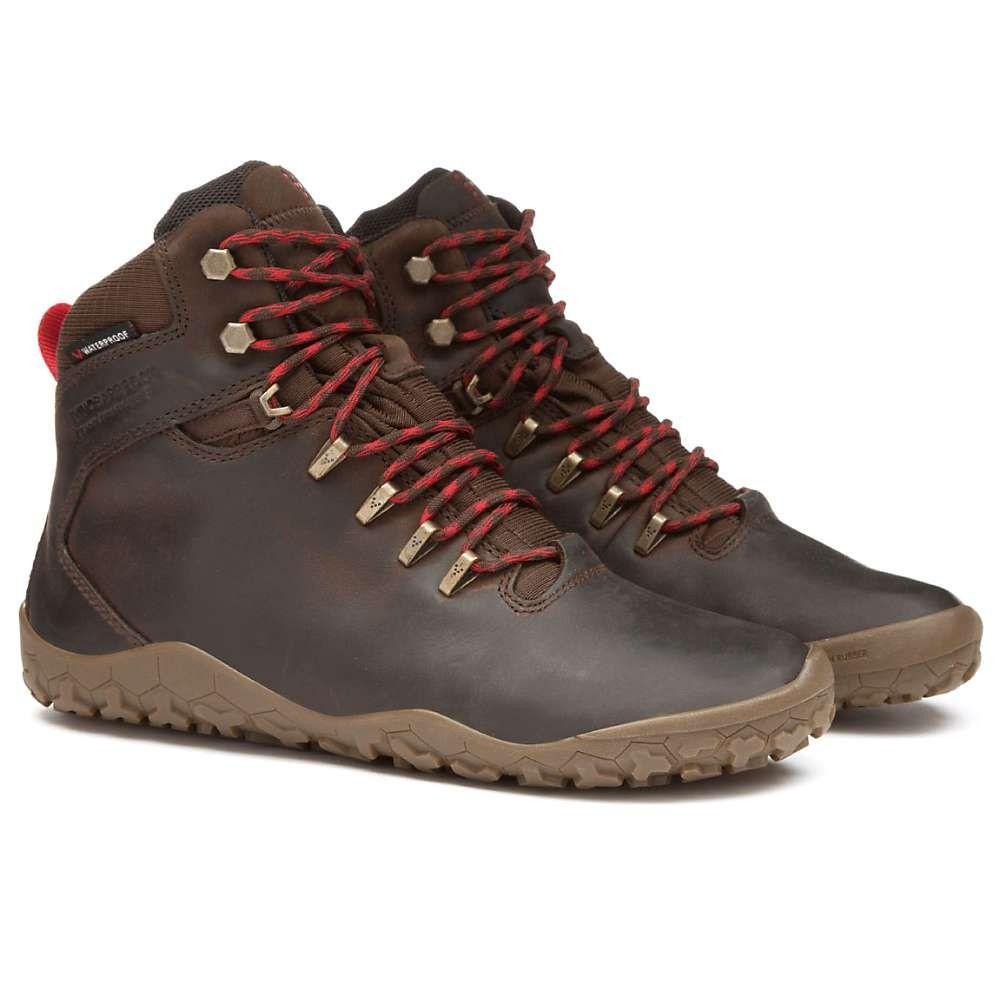 ビボベアフット Vivo Barefoot メンズ ハイキング・登山 ブーツ シューズ・靴【tracker fg boot】Dark 褐色