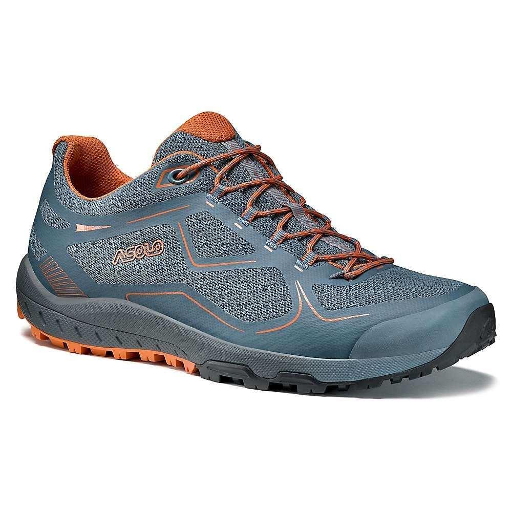 アゾロ Asolo メンズ ハイキング・登山 シューズ・靴【flyer shoe】Goblin Blue