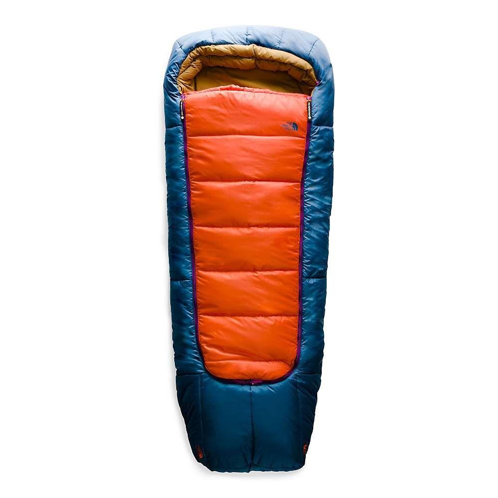 ザ ノースフェイス メンズ ハイキング・登山 その他ハイキング・登山用品 Papaya Orange/Shady Blue 【サイズ交換無料】 ザ ノースフェイス The North Face メンズ ハイキング・登山 寝袋【homestead bed sleeping bag】Papaya Orange/Shady Blue