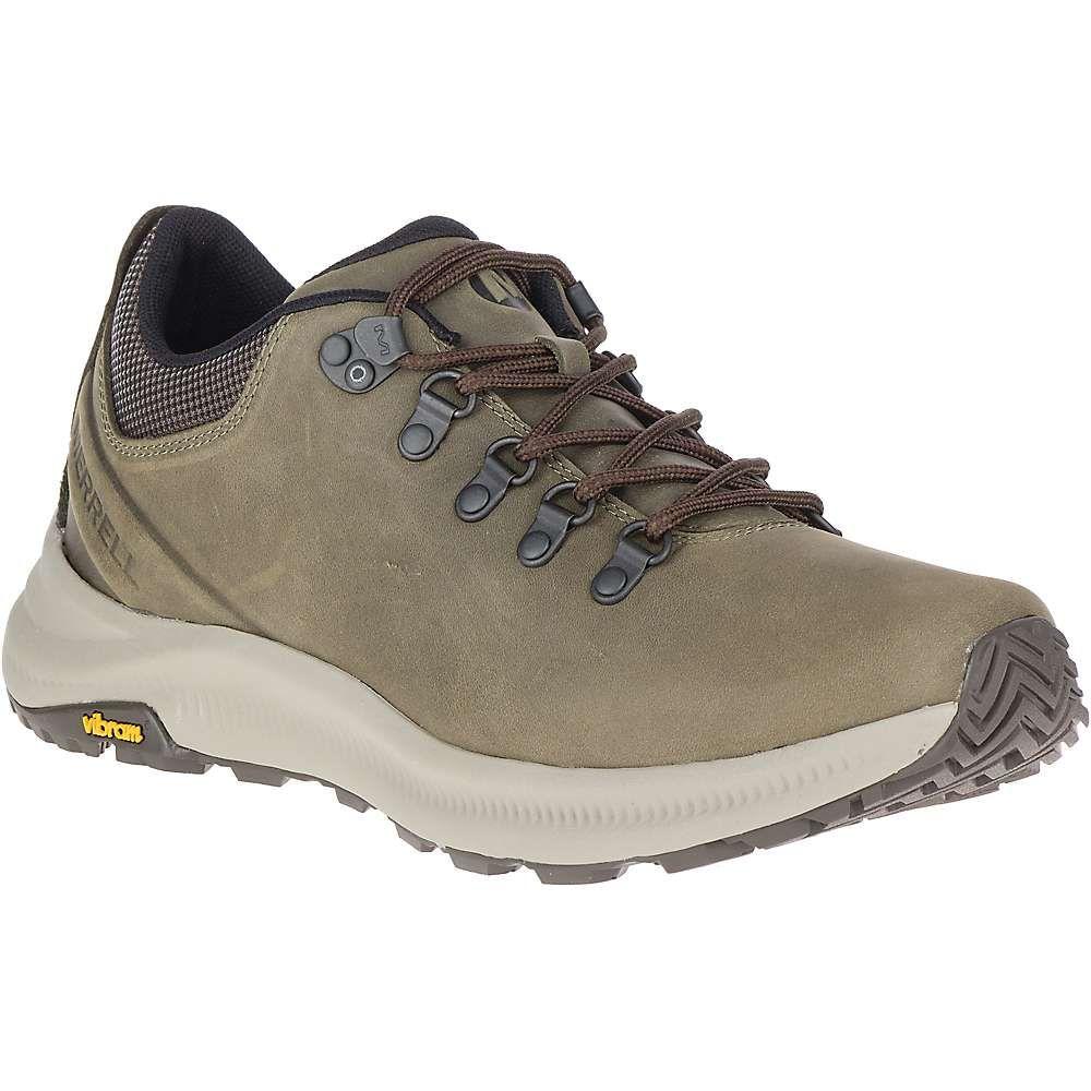 メレル Merrell メンズ ハイキング・登山 シューズ・靴【ontario shoe】Olive