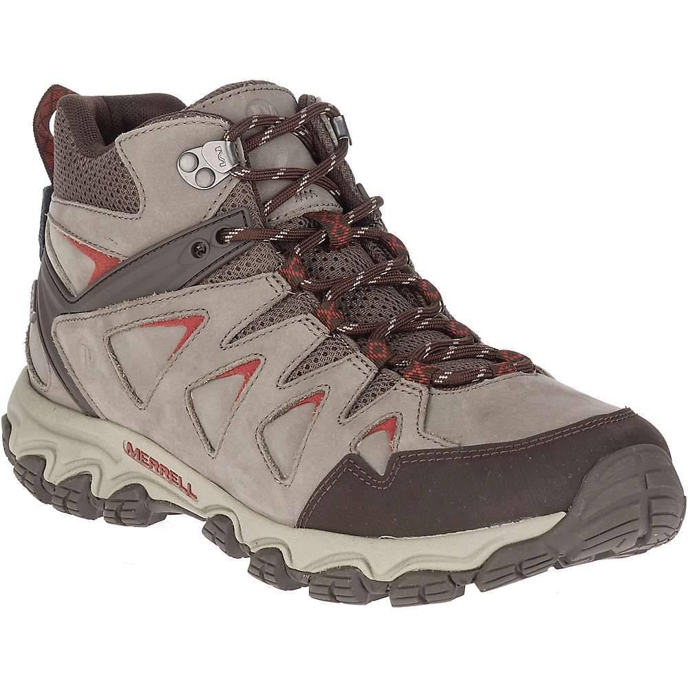 メレル Merrell メンズ ハイキング・登山 シューズ・靴【pulsate 2 mid leather waterproof shoe】Boulder