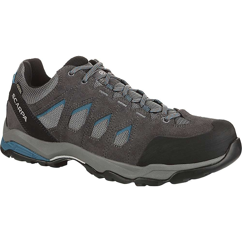スカルパ Scarpa メンズ ハイキング・登山 シューズ・靴【moraine gtx shoe】Grey/Lake Blue
