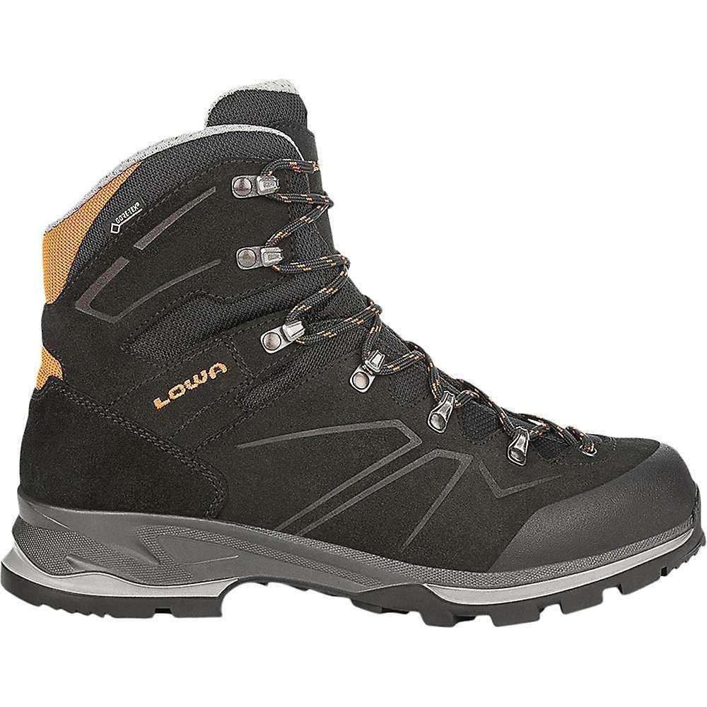 ローバー Lowa Boots メンズ ハイキング・登山 ブーツ シューズ・靴【lowa baldo gtx boot】Black/Orange