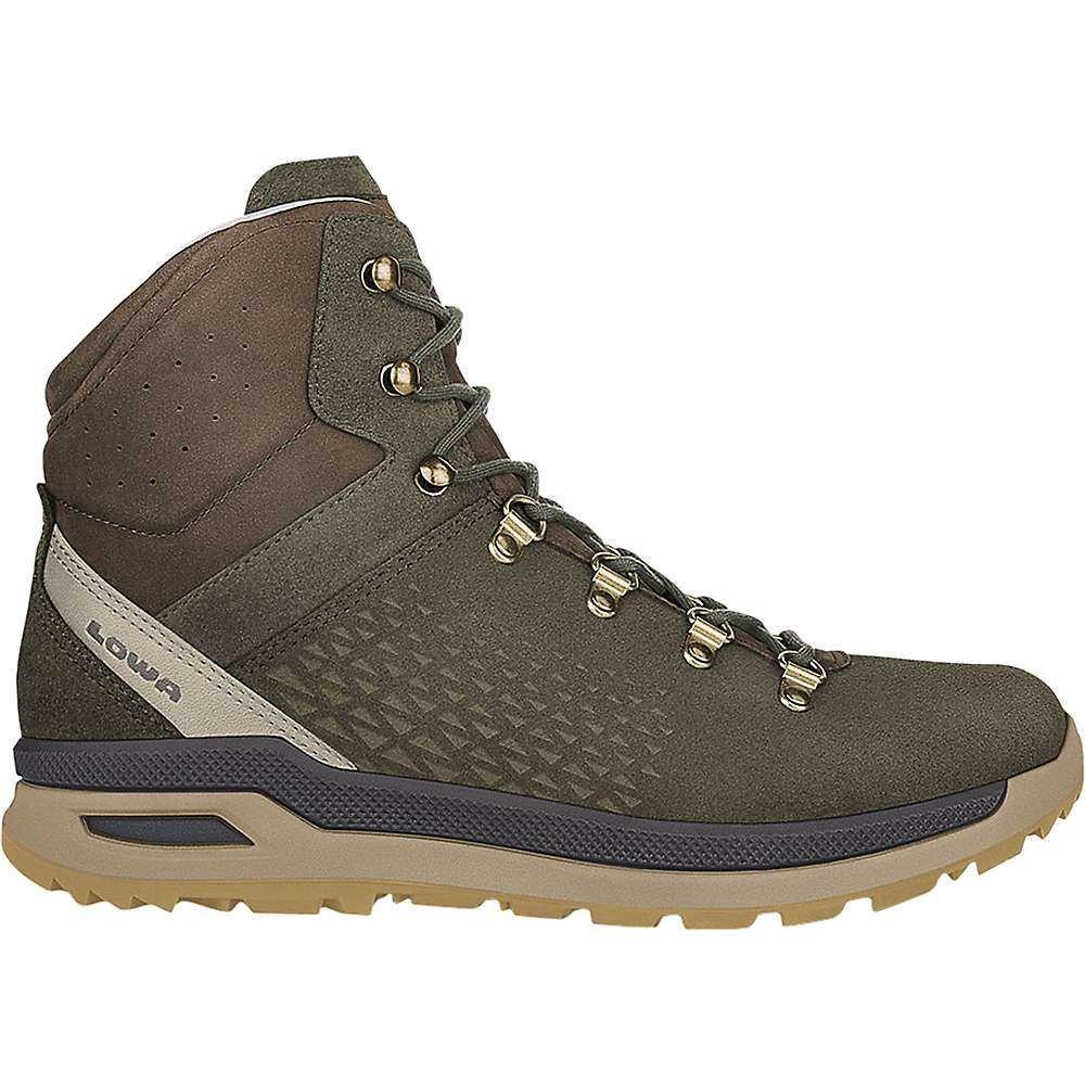 ローバー Lowa Boots メンズ ハイキング・登山 ブーツ シューズ・靴【lowa strato evo ll mid boot】Olive
