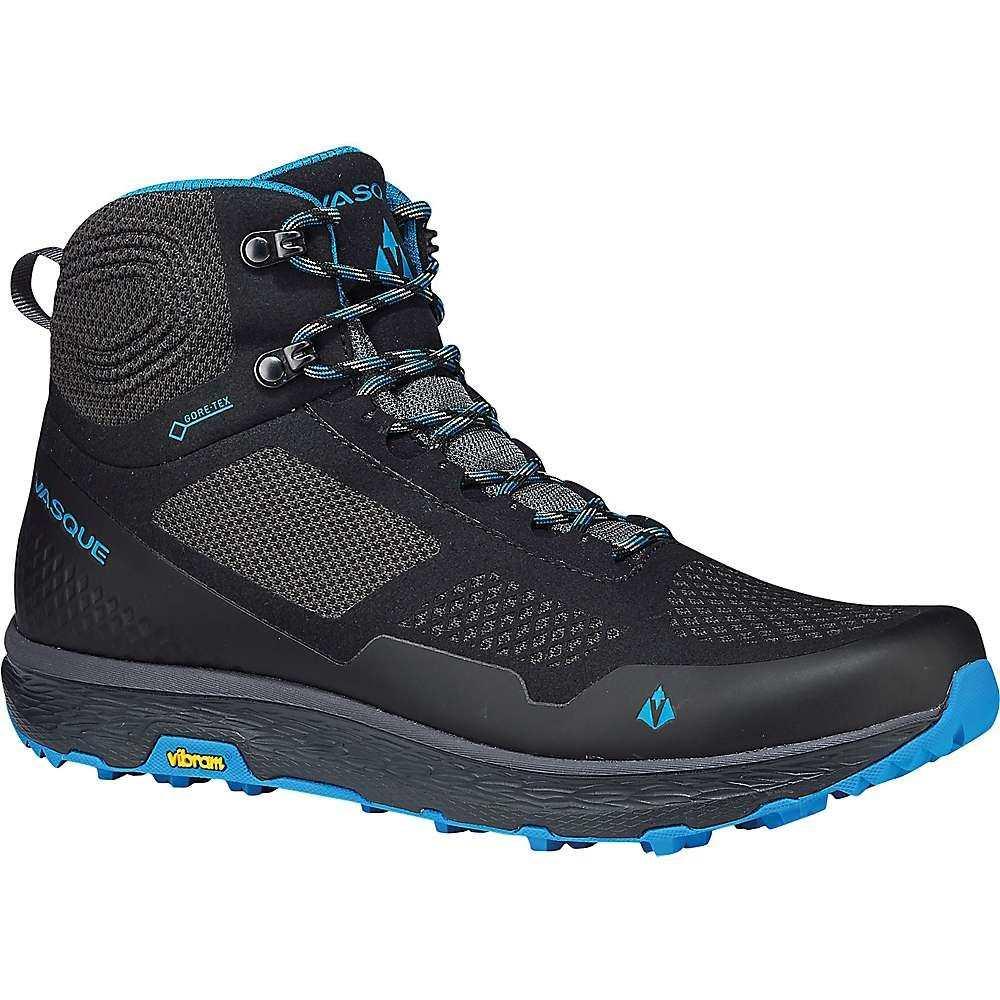 バスク Vasque メンズ ハイキング・登山 シューズ・靴【breeze lt gtx shoe】Anthracite/Methyl Blue