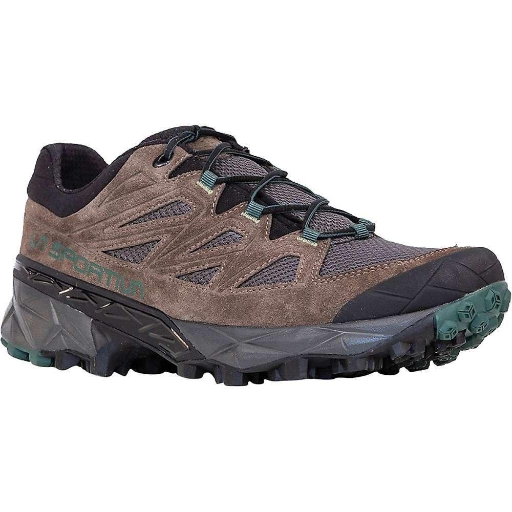 ラスポルティバ La Sportiva メンズ ハイキング・登山 ブーツ シューズ・靴【trail ridge low hiking boot】Mocha/Forest