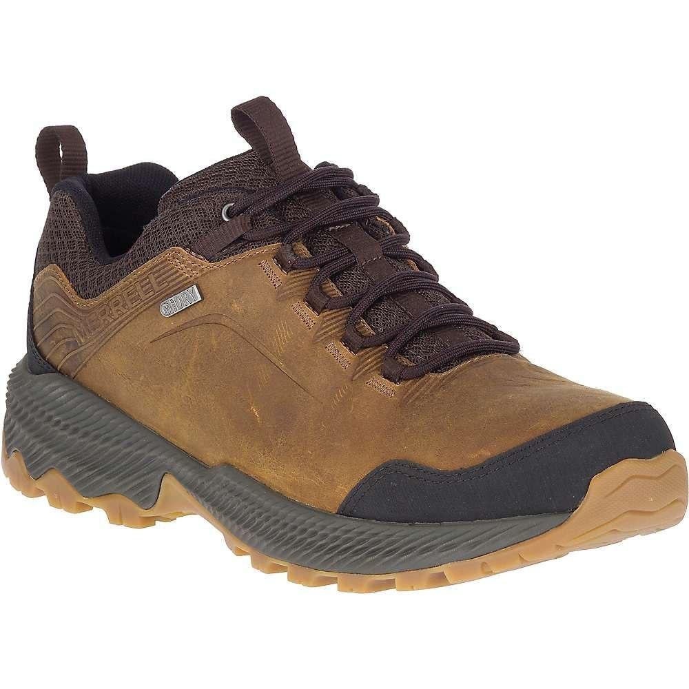 メレル Merrell メンズ ハイキング・登山 ブーツ シューズ・靴【forestbound waterproof boot】Merrell Tan