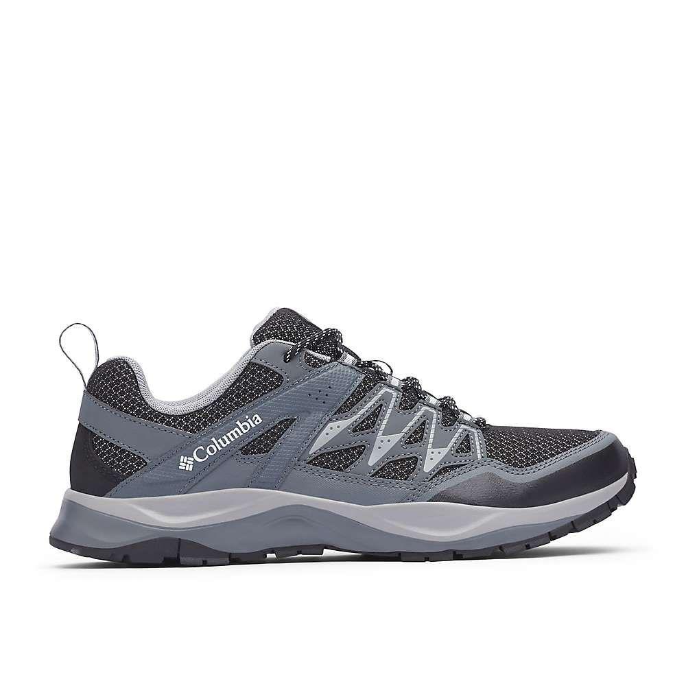 コロンビア Columbia Footwear メンズ ハイキング・登山 シューズ・靴【columbia wayfinder shoe】Black/White