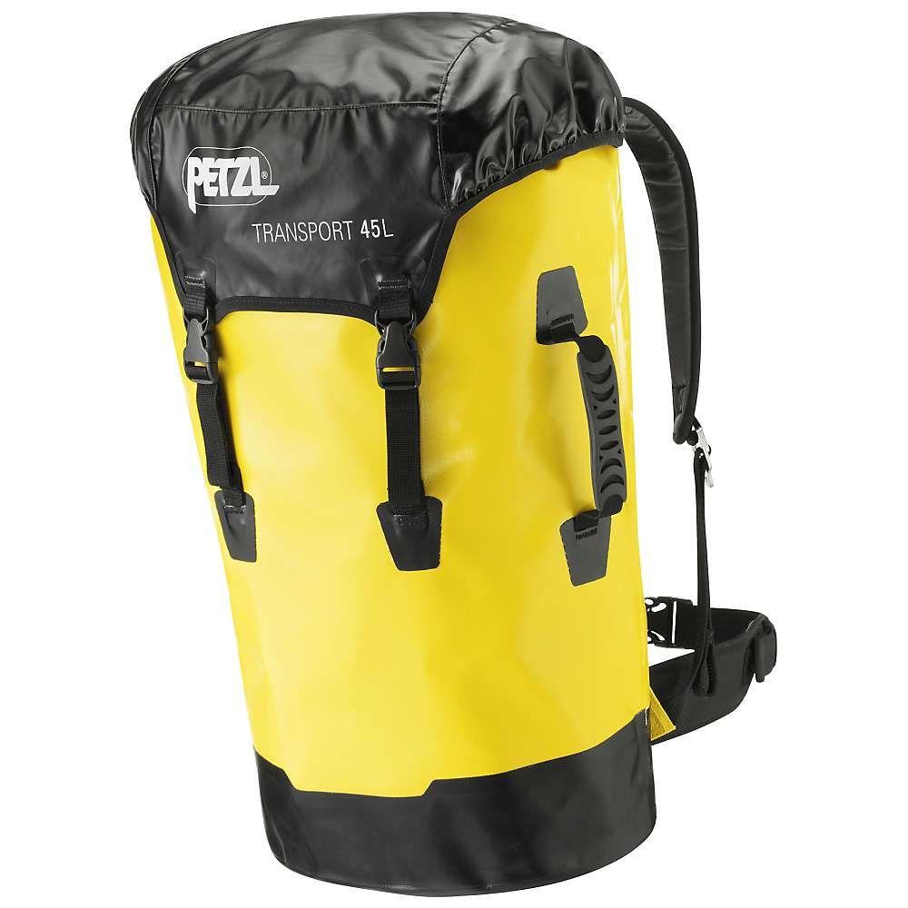 ペツル Petzl メンズ ハイキング・登山 バックパック・リュック【transport pack】Yellow/Grey/Black