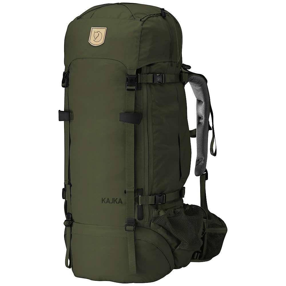 フェールラーベン Fjallraven メンズ ハイキング・登山 バックパック・リュック【kajka 65 pack】Forest Green