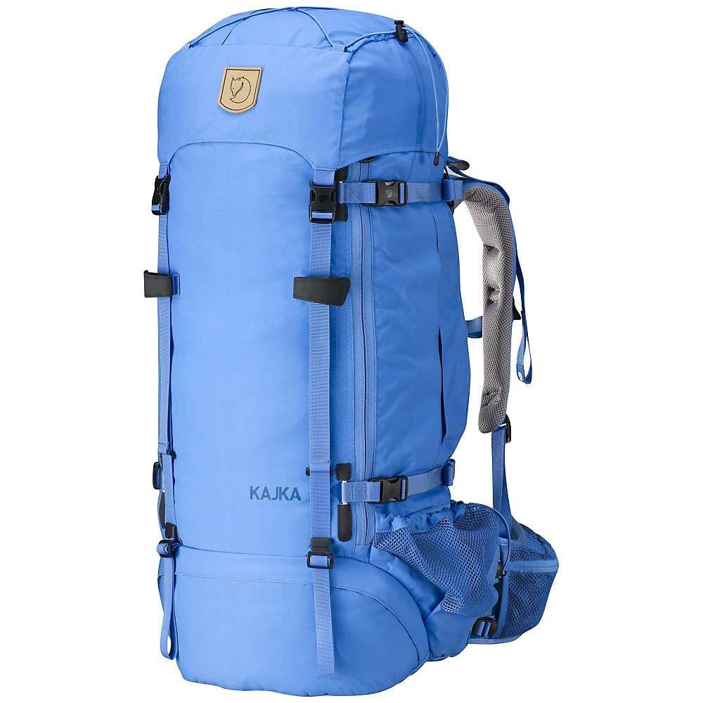 フェールラーベン Fjallraven メンズ ハイキング・登山 バックパック・リュック【kajka 65 pack】UN Blue
