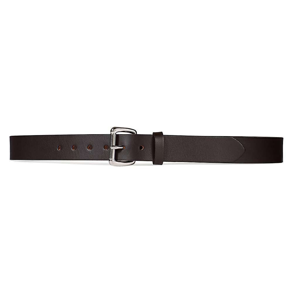 フィルソン Filson メンズ ベルト 【1.25in bridle leather belt】Brown/Stainless