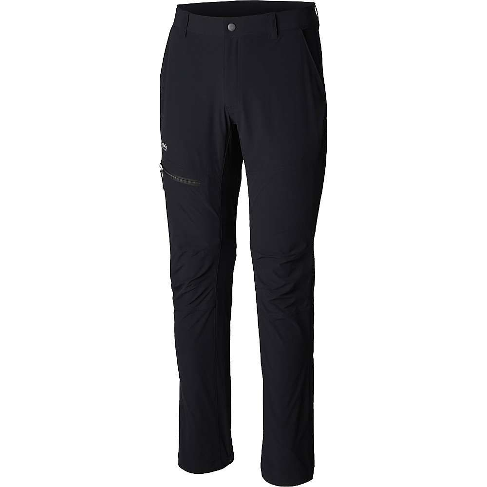 コロンビア Columbia メンズ ハイキング・登山 ボトムス・パンツ【featherweight hike pant】Black
