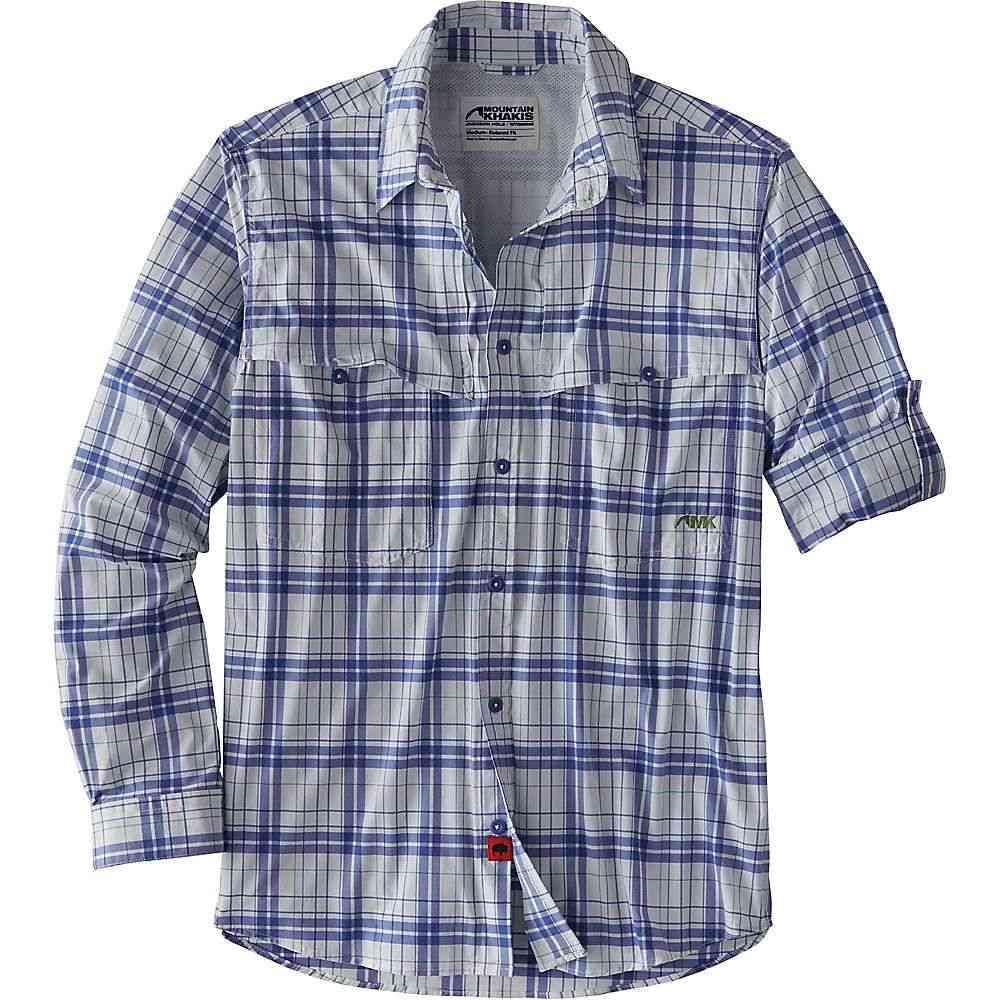 マウンテンカーキス Mountain Khakis メンズ ハイキング・登山 トップス【skiff shirt】Calypso Plaid
