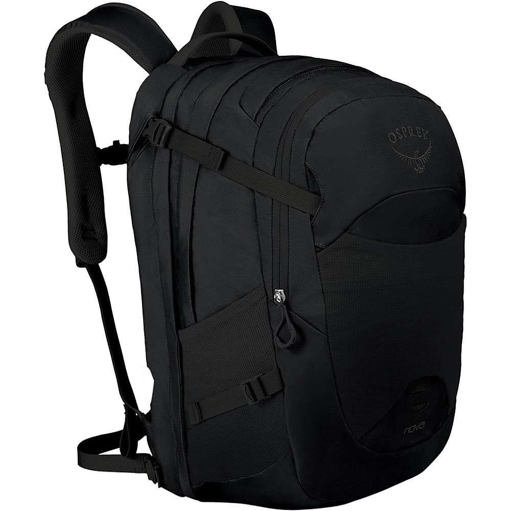 オスプレー Osprey メンズ バックパック・リュック バッグ【nova pack】Black