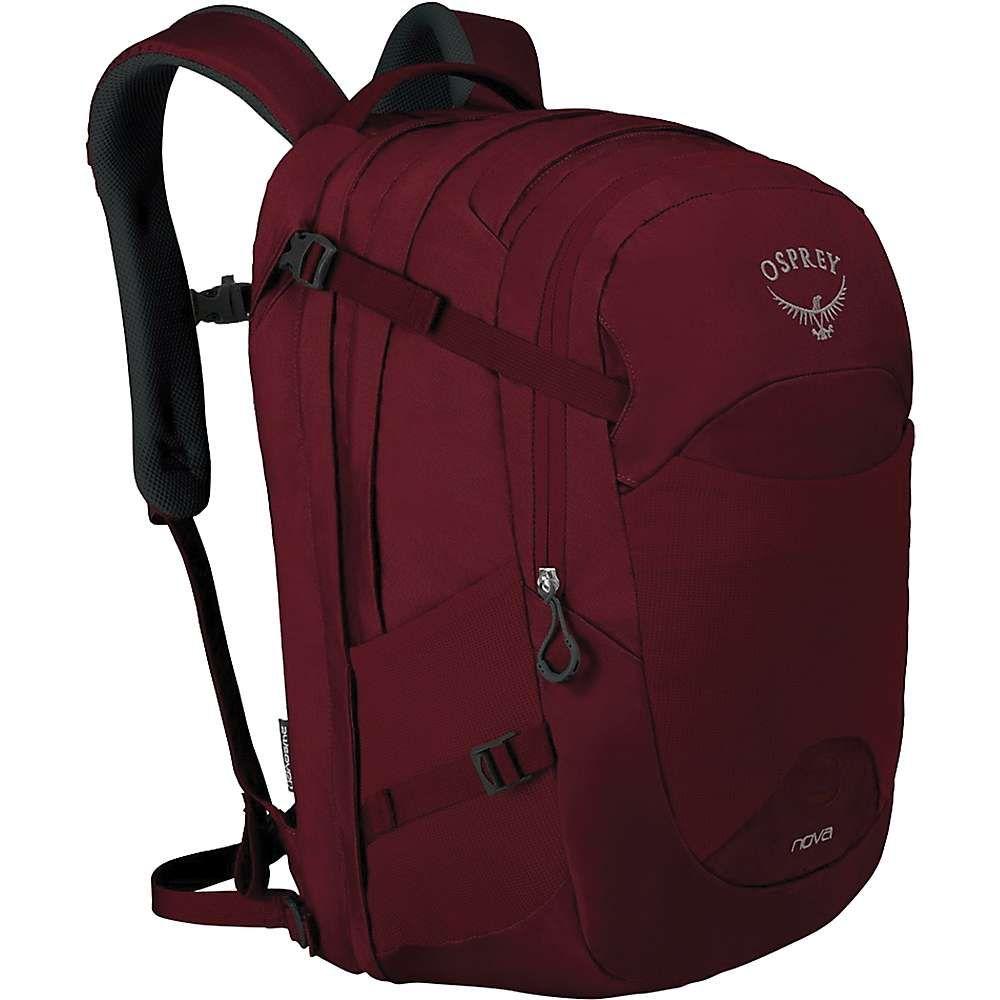 オスプレー Osprey メンズ バックパック・リュック バッグ【nova pack】Red Herring