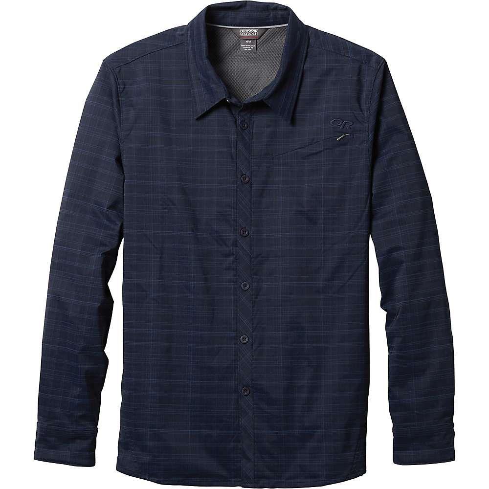 アウトドアリサーチ Outdoor Research メンズ ハイキング・登山 トップス【rocketman shirt】Ink