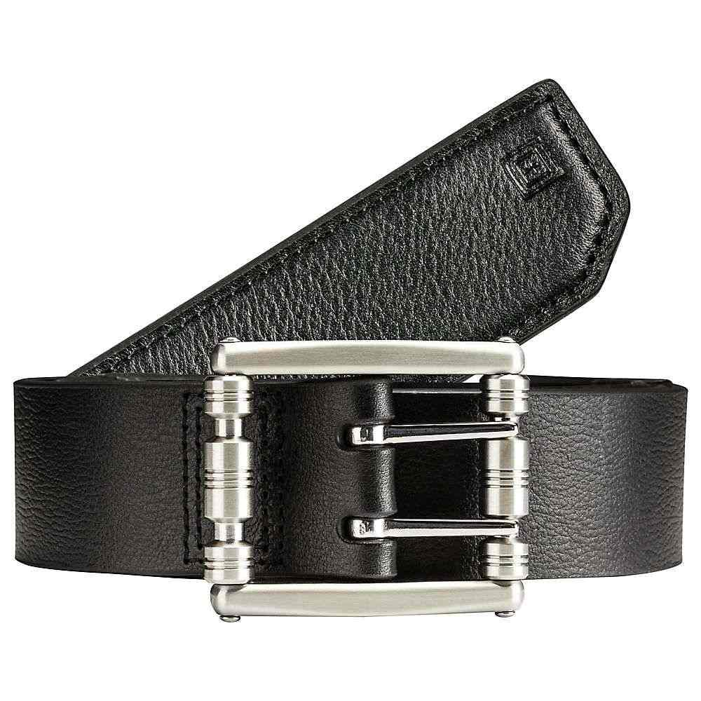 5.11 タクティカル 5.11 Tactical メンズ ベルト 【stay sharp leather belt】Black