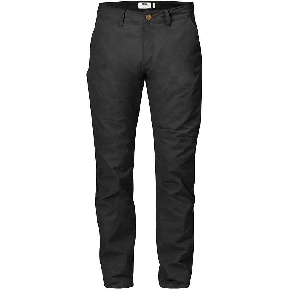 フェールラーベン Fjallraven メンズ ハイキング・登山 ボトムス・パンツ【sormland tapered winter trouser】Dark Grey