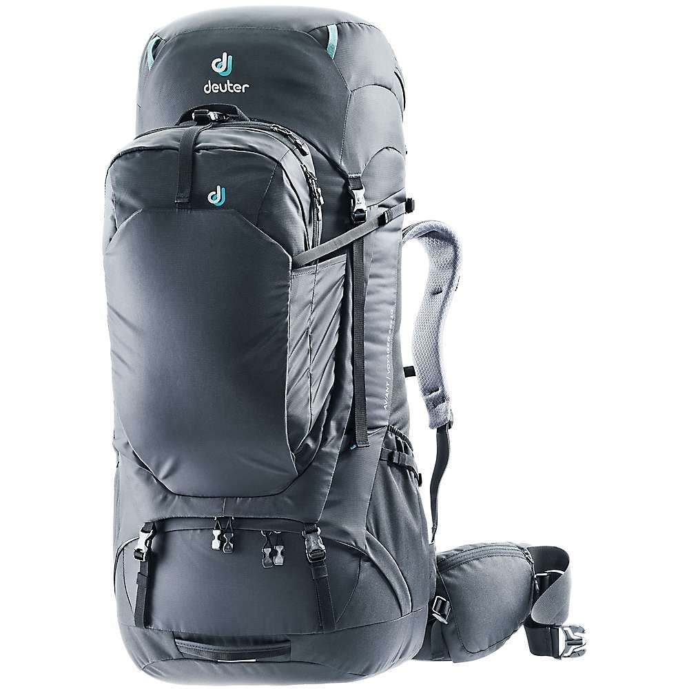 ドイター Deuter メンズ ハイキング・登山 バックパック・リュック【aviant voyager 65+10 pack】Black