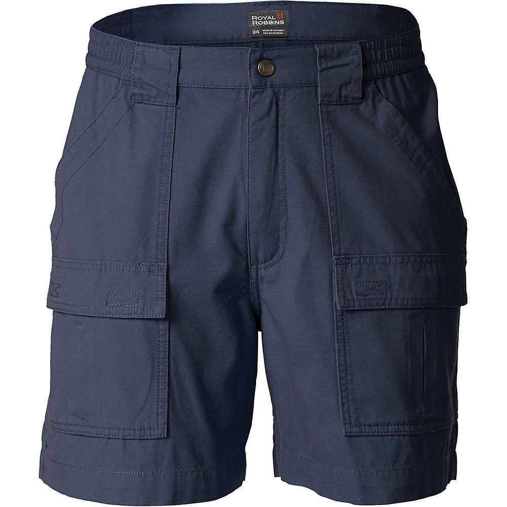 ロイヤルロビンズ Royal Robbins メンズ ショートパンツ ボトムス・パンツ【blue water short】Navy