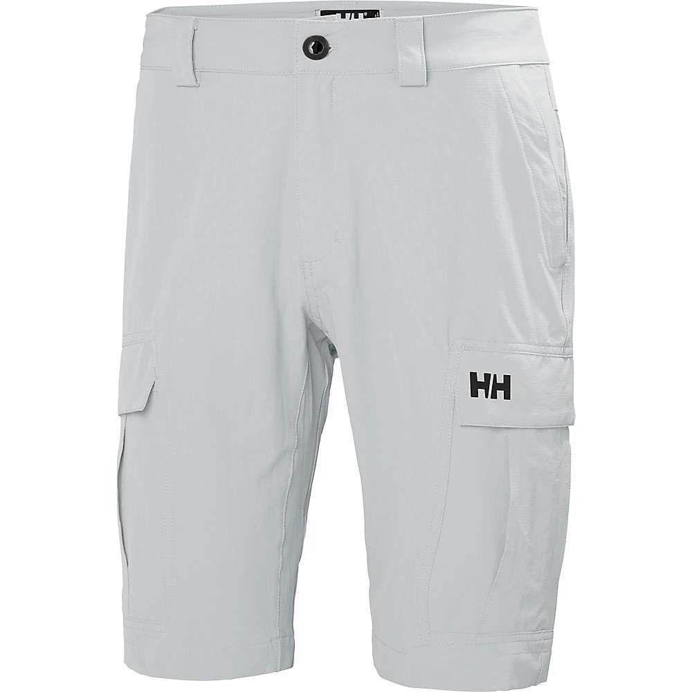 ヘリーハンセン Helly Hansen メンズ ショートパンツ カーゴ ボトムス・パンツ【hh qd cargo shorts 11】GREY FOG