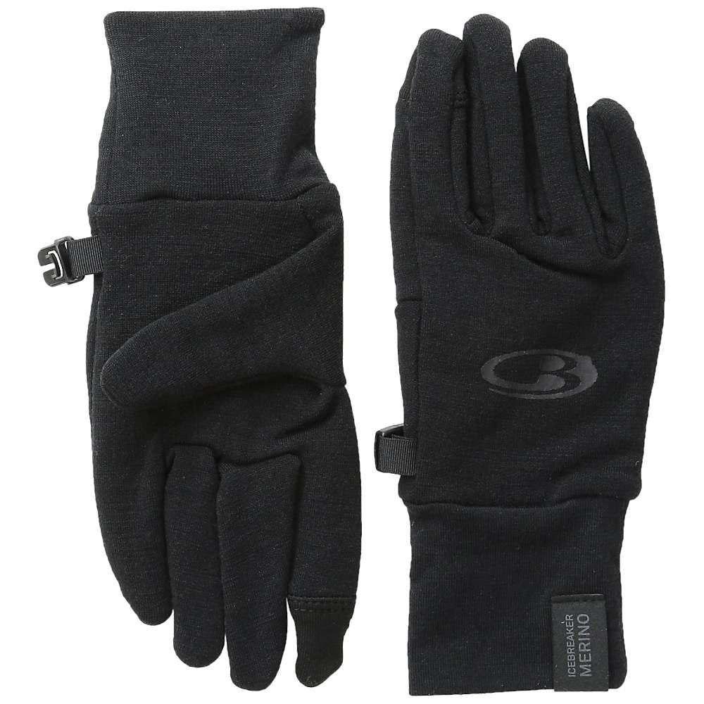 アイスブレーカー Icebreaker メンズ 手袋・グローブ 【sierra glove】Black