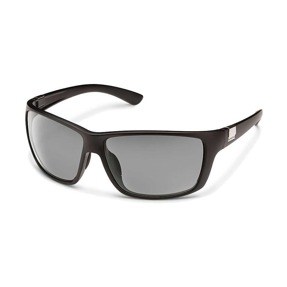 サンクラウド Suncloud メンズ メガネ・サングラス 【councilman polarized sunglasses】Matte Black/Gray Polarized