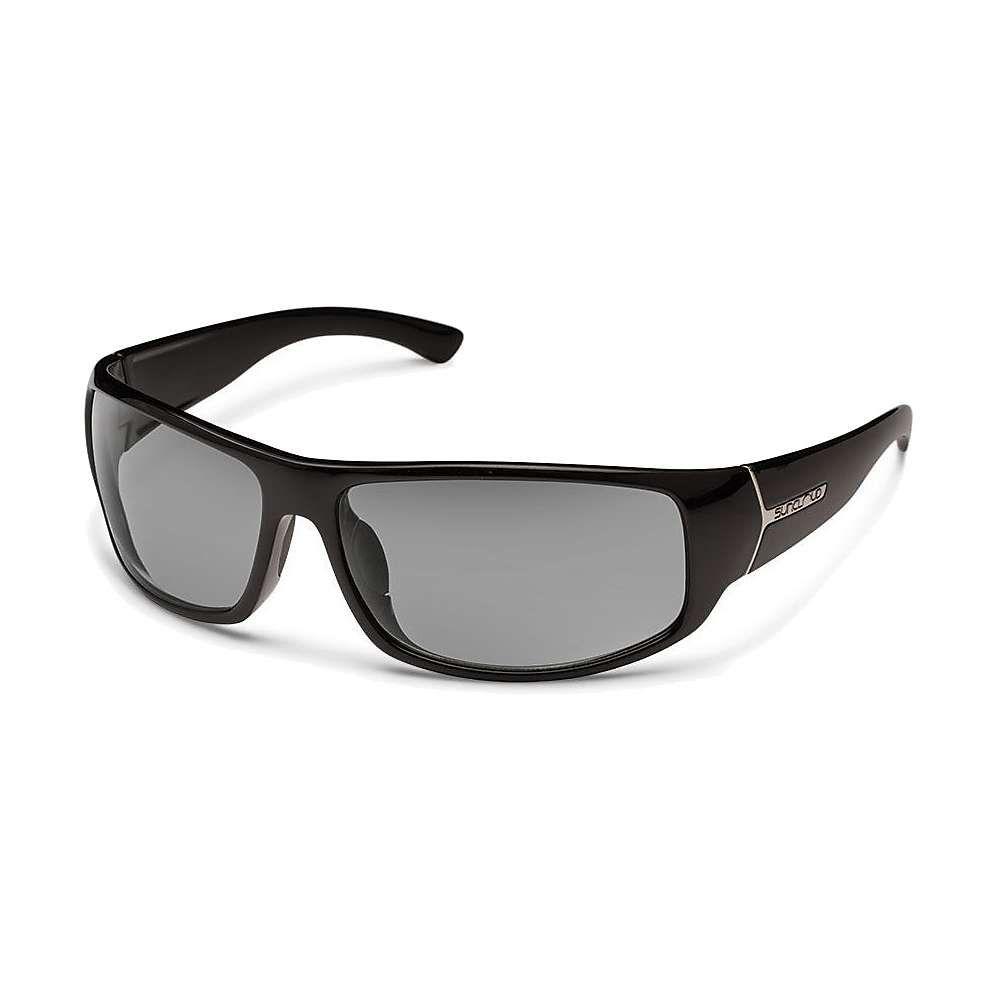 サンクラウド Suncloud メンズ メガネ・サングラス 【turbine polarized sunglasses】Black/Gray Polarized