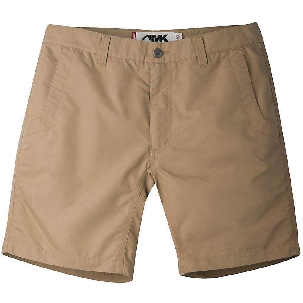 マウンテンカーキス Mountain Khakis メンズ ショートパンツ ボトムス・パンツ【slim fit poplin 10in short】Khaki