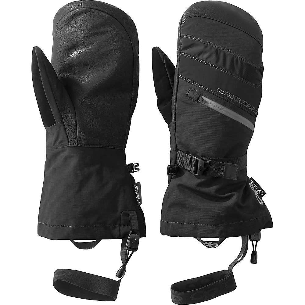 アウトドアリサーチ Outdoor Research メンズ 手袋・グローブ 【southback sensor mitt】Black