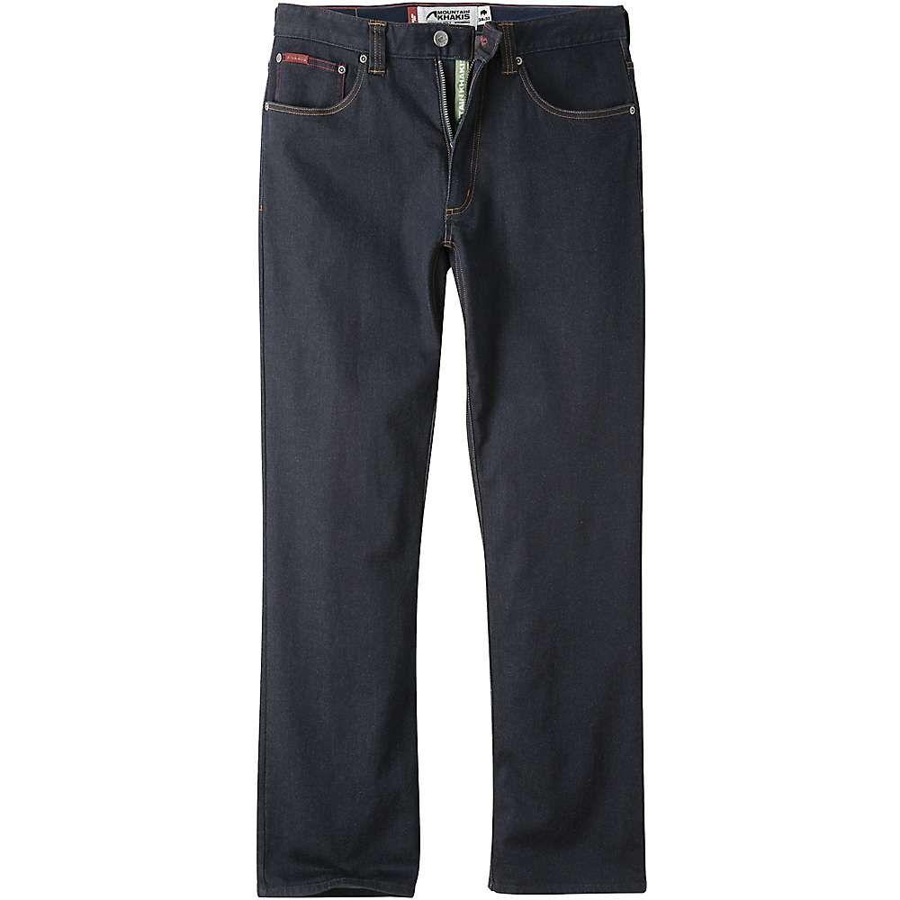 マウンテンカーキス Mountain Khakis メンズ ジーンズ・デニム ボトムス・パンツ【307 slim fit jean】Dark Wash