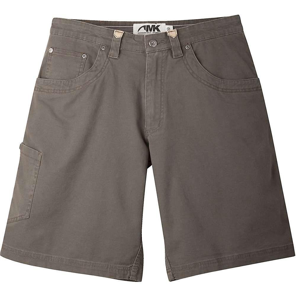 マウンテンカーキス Mountain Khakis メンズ ショートパンツ ボトムス・パンツ【camber 107 classic 9in short】Terra
