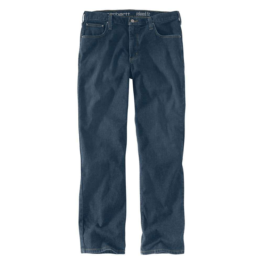 カーハート Carhartt メンズ ジーンズ・デニム ボトムス・パンツ【rugged flex relaxed straight jean】Coldwater