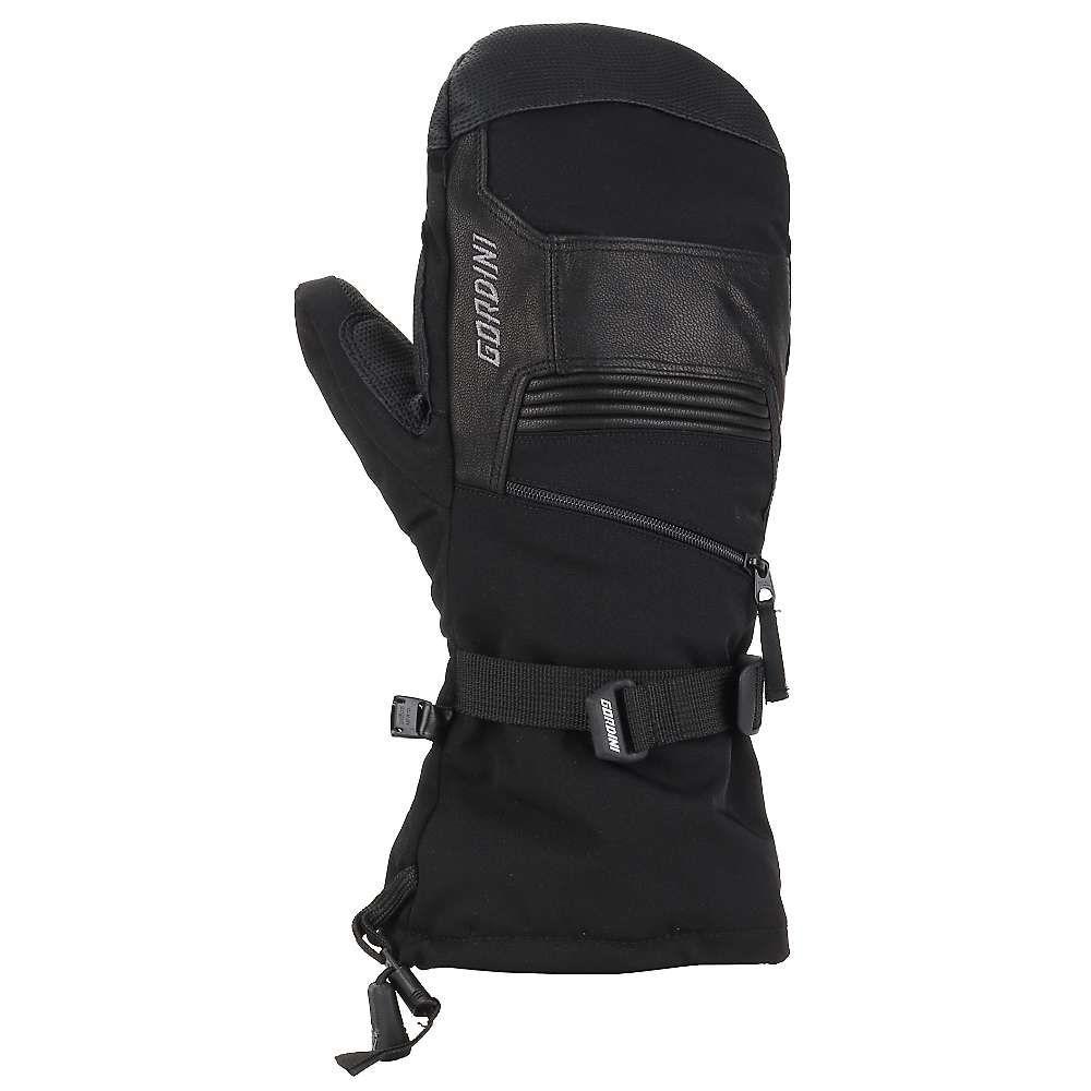 ゴルディーニ Gordini メンズ 手袋・グローブ 【gtx storm trooper mitt】Black