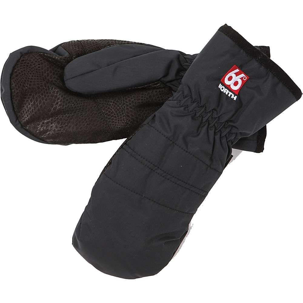 66ノース 66North メンズ 手袋・グローブ ミトン【langjokull mitten】Black