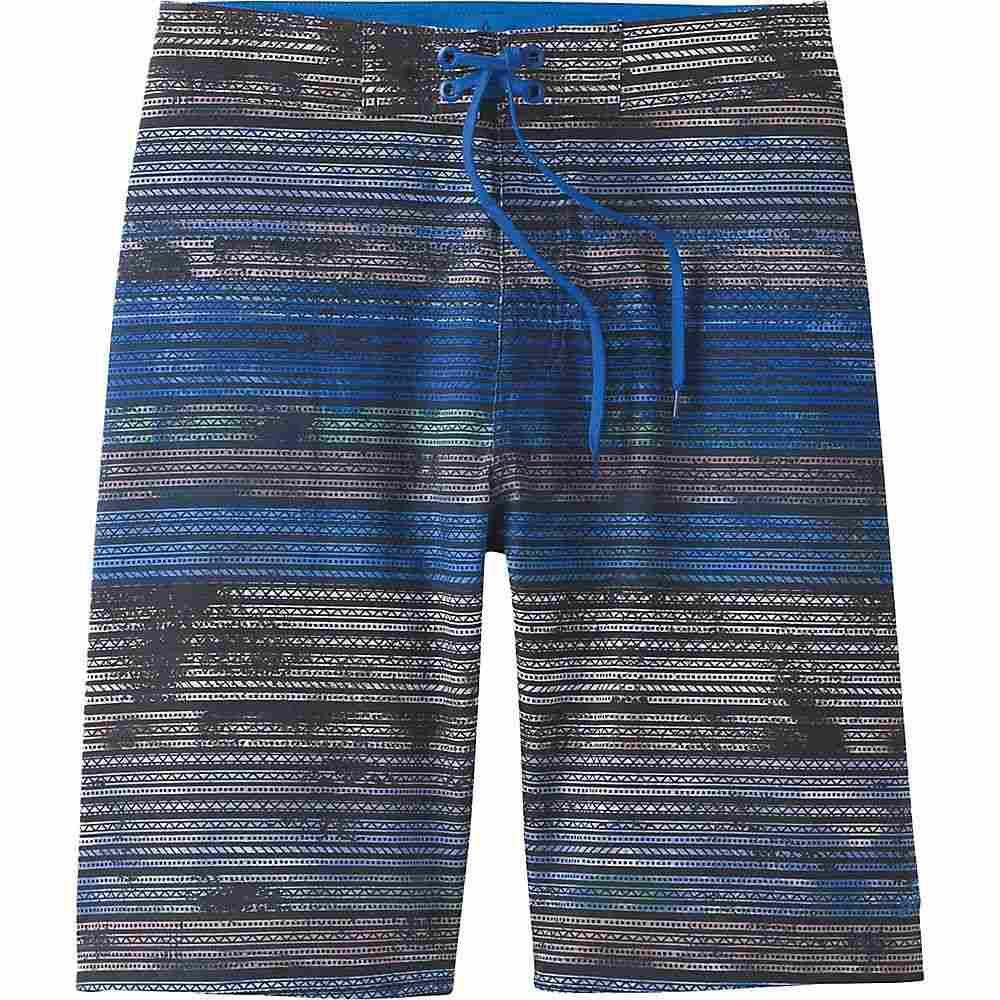 プラーナ Prana メンズ ショートパンツ ボトムス・パンツ【sediment 11in short】Blue Cabo