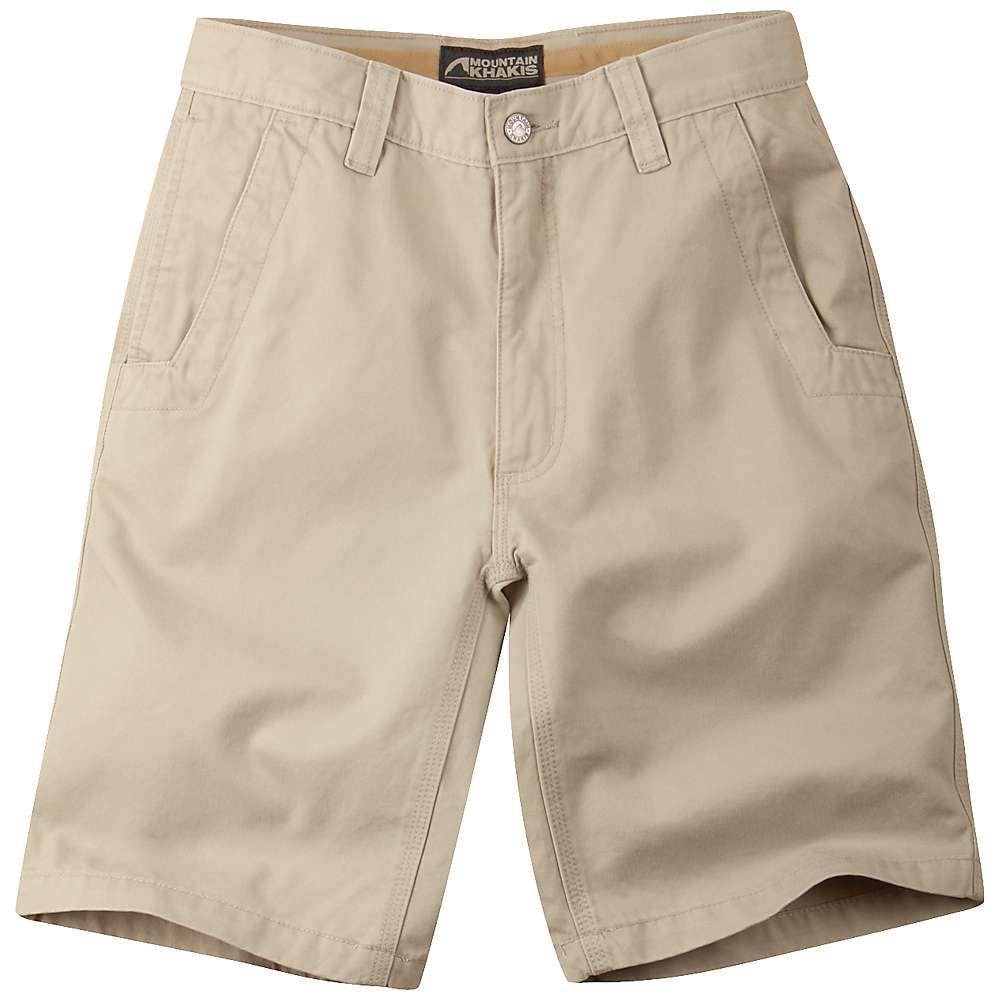 マウンテンカーキス Mountain Khakis メンズ ショートパンツ ボトムス・パンツ【teton twill 10 inch short】Sand