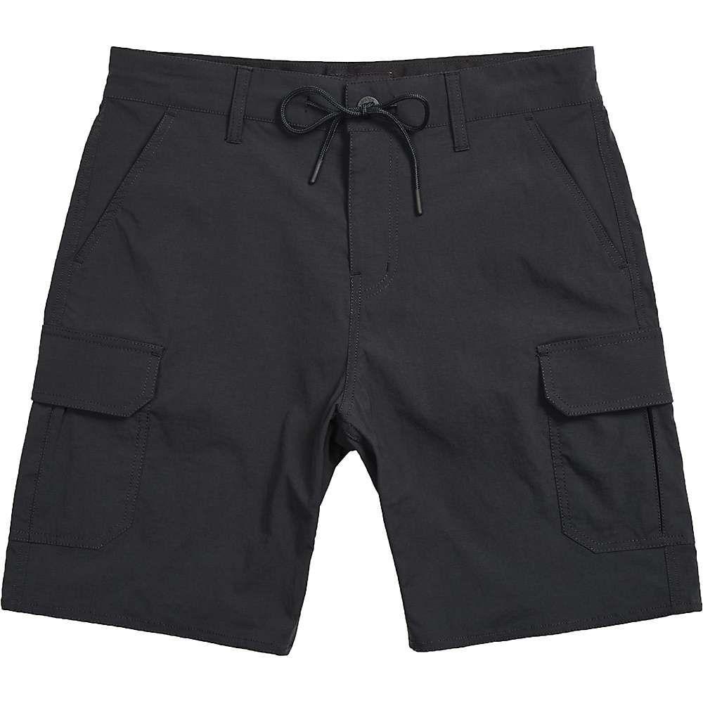 ブリクストン Brixton メンズ ショートパンツ カーゴ ボトムス・パンツ【transport 20 cargo short】Black